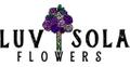 Luv Sola Flowers Logo