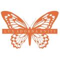 Lux Adorna Knits Logo