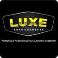 Luxe Auto Concepts USA Logo