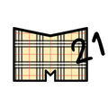M21 Vintage Logo