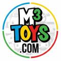 M3 Toys Logo