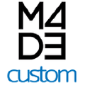 M4D3 Custom Logo