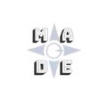 M*A*D*E* I*N*C* USA Logo