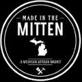 Made In The Mitten USA Logo