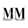 Madison + Mallory Logo