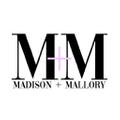 Madison + Mallory Logo