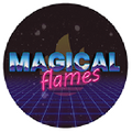 Magical Flames logo