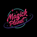 Magick Planet Logo
