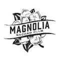 Magnolia Record Logo