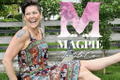 Magpie Textile co Logo