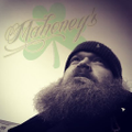 Mahoney's Beard Brew Logo