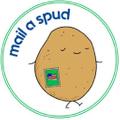 Mail a Spud Logo