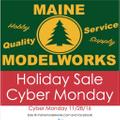 MaineModelworks Logo
