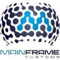MAINFrame Customs Logo
