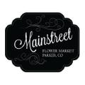 Mainstreet Flower Market Logo
