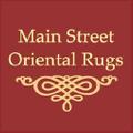 Main Street Oriental Rugs USA Logo