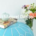 Majorel Design Logo