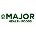Major Health Foods Logo