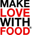 Make Love With Food Logo