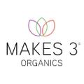Makes 3 Organics Logo