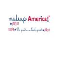 MakeUp America! Logo