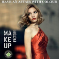 Make Up Factory US Logo