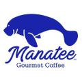 Manatee Gourmet Coffee Logo