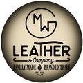 M & W Leather Logo