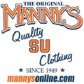 The Original Manny's Logo