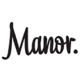 Manor. Logo