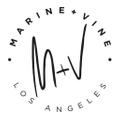 Marine + Vine Logo