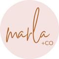 Hello Marla Co Logo