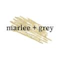 Marlee + Grey Logo