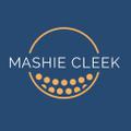 Mashie Cleek Golf Logo
