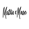 Mattie and Mase Logo
