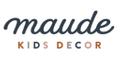 Maude Kids Decor Logo