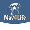 Mav4Life Logo