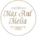 Max and Melia Logo