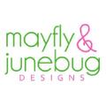 Mayfly And Junebug logo