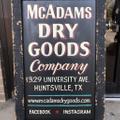 Mcadams Dry Goods Company Logo