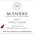 McFadden Family Vineyard & Farm logo