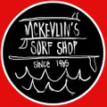 McKevlin's Surf Shop Logo
