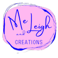 Me and Leigh Creations Logo