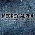 Meckey Alpha Logo