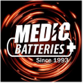 Medic Batteries logo