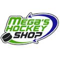 Mega's Hockey Shop Logo