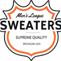 Men's League Sweaters Logo