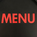 Menu Skateboard Shop Logo