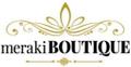 Meraki Boutique and hair studio Logo