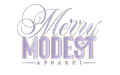 Merry Modest Apparel Logo